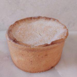 Filipino buko coconut cream pie