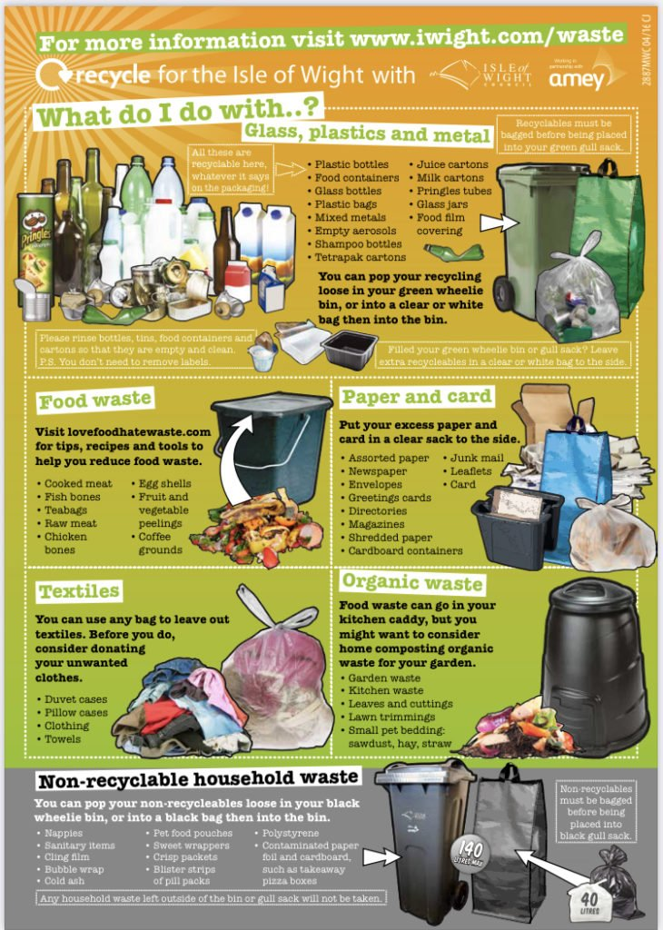 council info on recycling